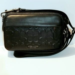 Coach messenger bag New